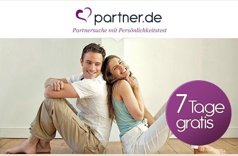 Partner.de 7 Tage gratis